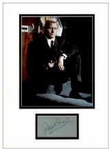 Robert Shaw Autograph Signed - From Russia With Love